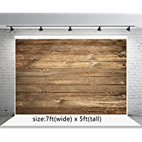 7x5 ft Gray Wood Photo Backgrounds Wood Wall Wrinkle free Photography Backdrops wd1772