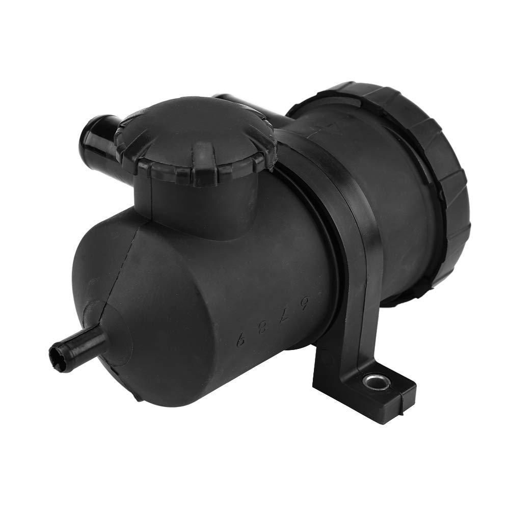Qiilu Lata de Aceite 3931030955 Oil Catch Can 25mm paraCrankcase Ventilation