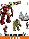 LEGO Avengers Hulkbuster Smash Review (76031)