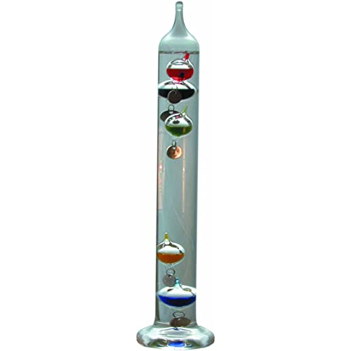 Koch 28cm 5 Ball Galileo Thermometer