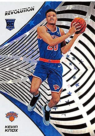 2018-19 Panini Revolution Astro Basketball  131 Kevin Knox New York Knicks  Rookie Official 606b7ce05