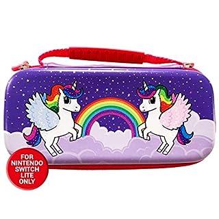 Unicorn Protective Carry and Storage Case (Nintendo Switch Lite) (Nintendo Switch)