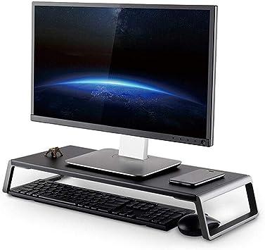Monitor para Ordenador con Soporte Aumentado Base para ...