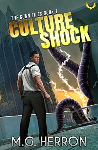 Booko Culture Shock by M.G. Herron