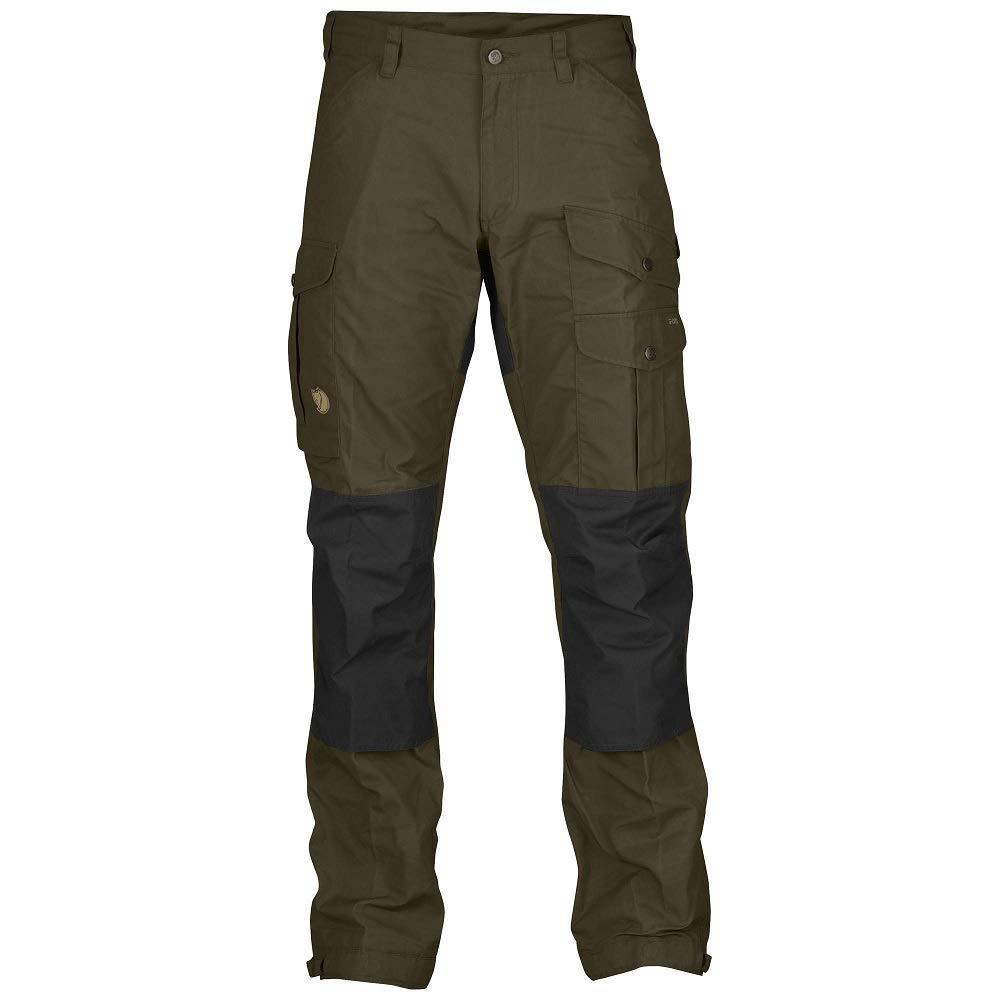 TALLA 56. FJÄLLRÄVEN Vidda Pro Trousers L, Pantalones para Hombre, Dark Oliv, 56
