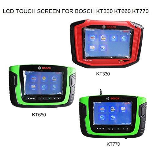 LCD TOUCH SCREEN for BOSCH Kingtec KT330 660 770 SCANNER
