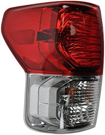 Rear Brake Light Taillight Taillamp LH Left Driver Side for 10-13 Chevy Equinox
