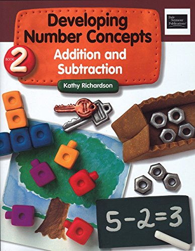Price comparison product image Developing Number Concepts, Book 2: Addition and Subtraction