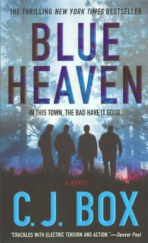 book cover of Blue Heaven