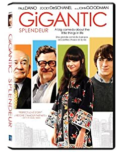 Gigantic / Splendeur (Bilingual)