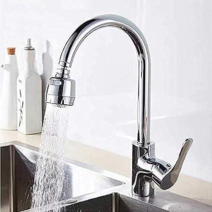 Cuisine Salle de bains Robinet Pulverisateur Passoire Tap Filtre---Blanc et 1T