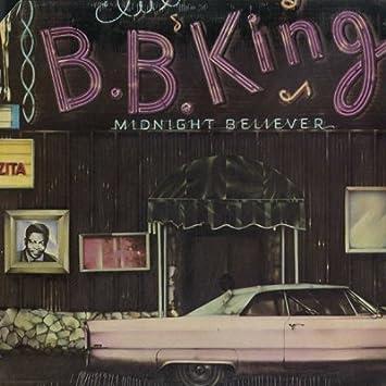 Amazon   Midnight Believer [Analog]   King, B.B.   モダンブルース ...
