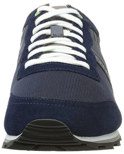 Runn nymx BOSS 10191435 Dark Parkour Sneaker Herren 01 Blue Blau v7qxfZwqB