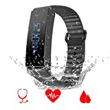 Fitness Tracker, IP67 Waterproof Activity Tracker, with Heart - Best Reviews Guide