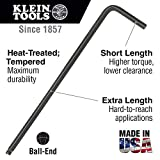Klein Tools BLK12 L Style Ball End Hex Key Caddy
