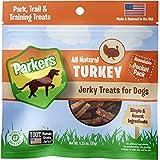 Presidio Natural Pet Company Parkers Jerky Turkey Recipe, 1.25 Oz Review