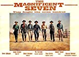 XL Poster 16x20 Magnificent 7 Seven Movie Poster
