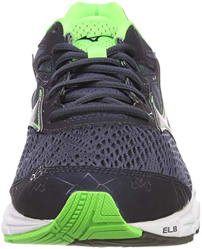 Greensli 001 da Ginnastica Basse Mizuno Equate 2 Black Ombreblue Wave Multicolore Scarpe Uomo qaxT7Pw