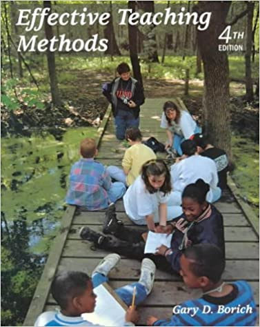 Planning effective instruction: diversity responsive methods and.