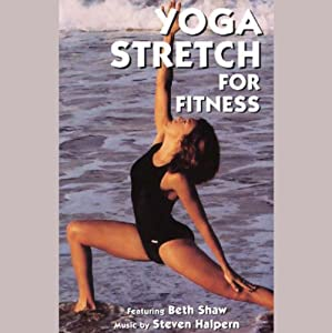 Yoga Stretch for Fitness Speech
