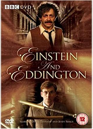 Einstein And Eddington [DVD] [2008]
