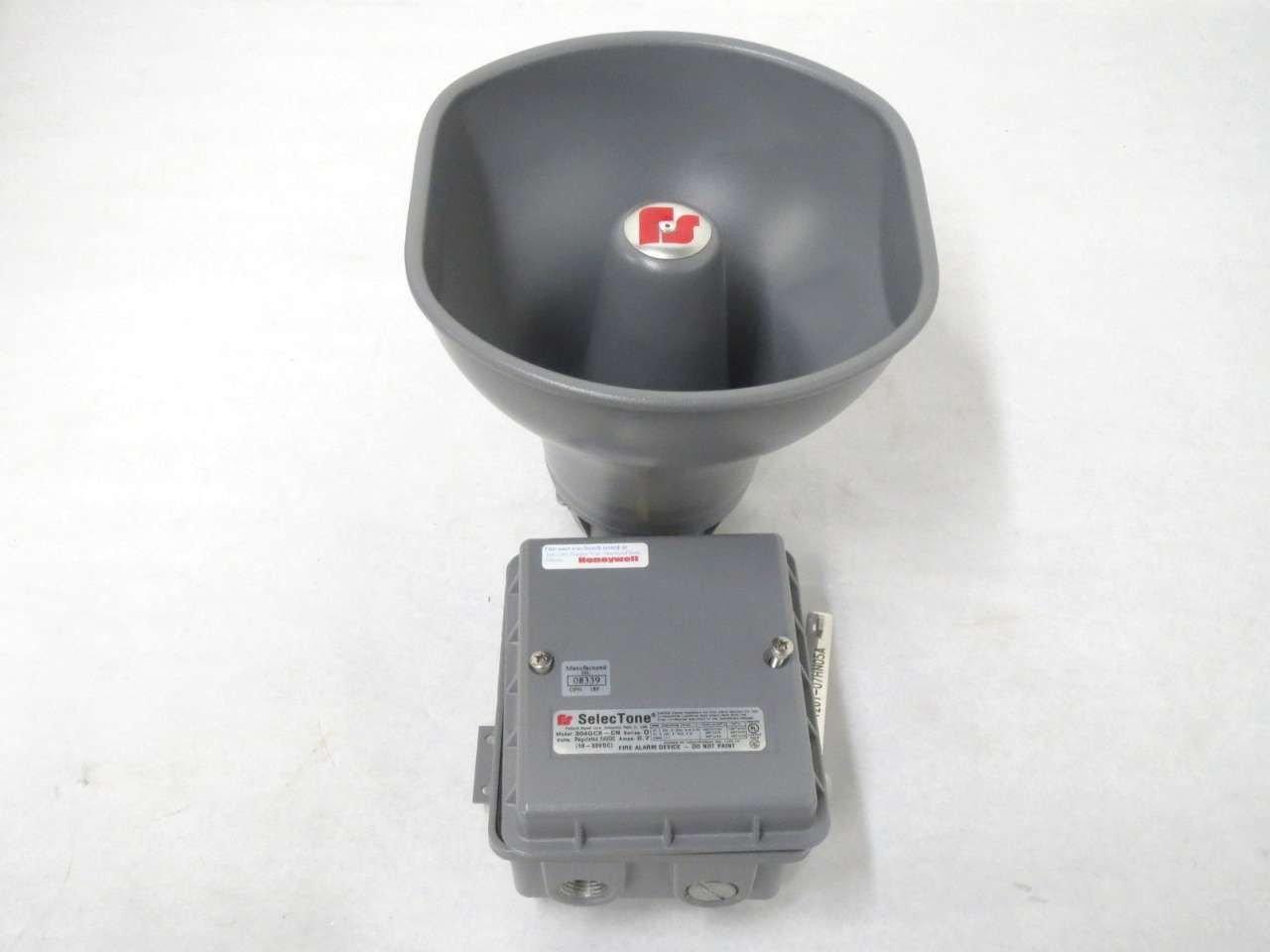 304GCX-024 SelecTone ® Hazardous  Location Audible  Signaling Device Federal Signal