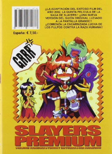 Slayers Premium (Spanish Edition)