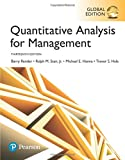 img - for Quantitative Analysis for Management, Global Edition book / textbook / text book