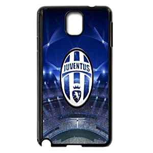 Lovely FC Juventus logo Phone Case For Samsung Galaxy Note 3 C56555