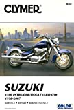 img - for Clymer Suzuki 1500 Intruder/Boulevard C90 1998-2007 (Clymer Color Wiring Diagrams) book / textbook / text book