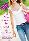 All You Need Is Love, Emily Franklin, 0451219619