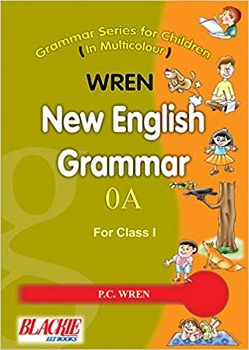 English Grammar Book For Class 10