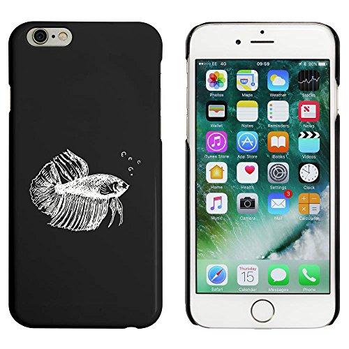(Azeeda Black 'Tropical Fish' Case / Cover for iPhone 6 & 6s (MC00015265))