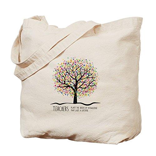 CafePress - Teacher Appreciation Quote - Tote Bag by CafePress