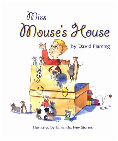 Miss Mouse's House