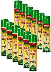 eurocid hormigas parada Spray–12x 400ml
