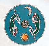Deepeeka-AH3993 Viking Fox shield