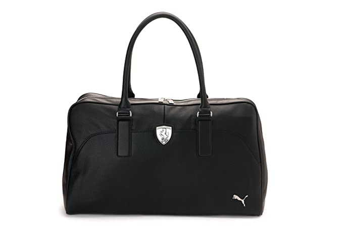 40fedaac202a Image Unavailable. Image not available for. Color  Puma Ferrari Lifestyle Travel  Gym Bag
