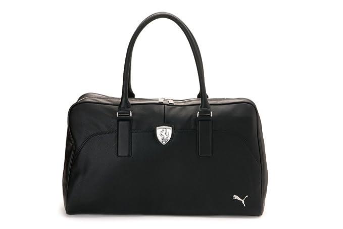 Amazon.com  Puma Ferrari Lifestyle Travel Gym Bag  Clothing 74da2d6a544b0