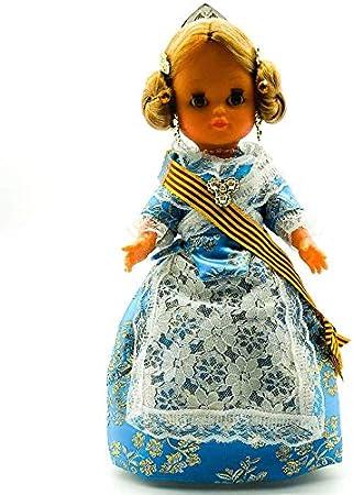 Amazon.es: Folk Artesanía Muñeca 35 cm colección Modelo Gala ...