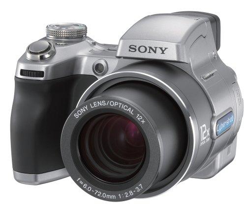 amazon com sony cybershot dsch1 5 1mp digital camera with 12x rh amazon com  Sony DSC H1 Memory Stick