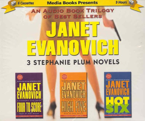 More Plums in One: Four to Score, High Five, and Hot Six - Book  of the Stephanie Plum