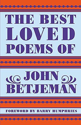 Best Loved Poems of John Betjeman