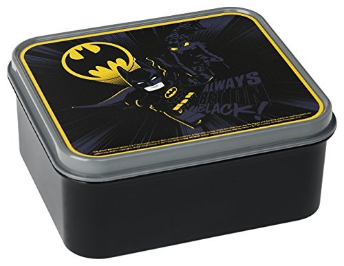 LEGO 40501735 Batman Lunchbox Black