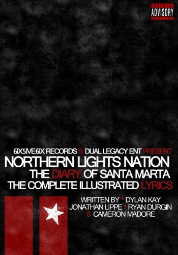 The Diary Of Santa Marta: The Complete Illustrated Lyrics: Standard Edition