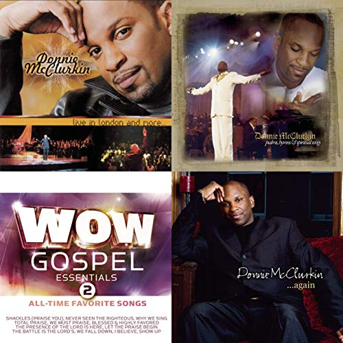 Best of Donnie McClurkin ()