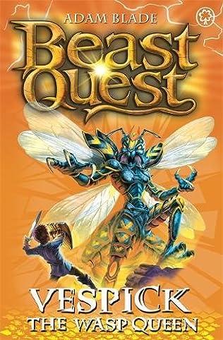 book cover of Vespick