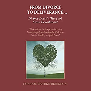 From Divorce to Deliverance Audiobook