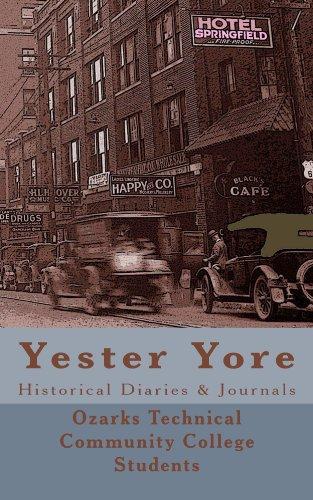 Yester Yore