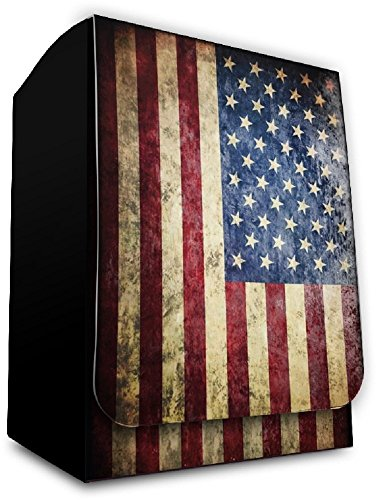 Max-Pro 1 USA AMERICAN FLAG Deck Box Iconic Flags Collection (fits Magic / MTG, Pokemon Cards) AMERICA (Max Pro Deck Box)